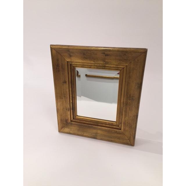 Vintage Gold Framed Mirror - Image 4 of 7