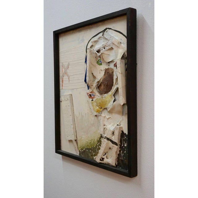 Acquired from the Los Angeles County Museum of Art, Kirby was part of the 1960s art scene in San Diego. Using paint,...