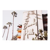 "Image of ""The Beverly Hills"" Original Photograph For Sale"