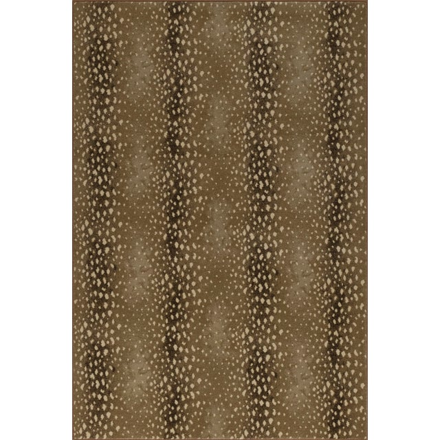 Rich warm hues create an inviting feel. Add a playful animal print rug to instantly enliven the look and feel of your...