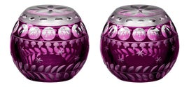 Image of Salt and Pepper Shakers