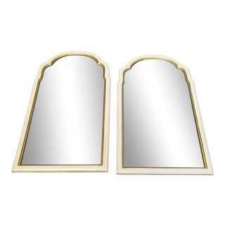1960s Kent Coffey Verona Neoclassical Wall Mirrors - a Pair For Sale