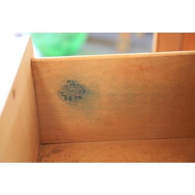 Vintage Heywood-Wakefield Low Dresser - Image 9 of 11