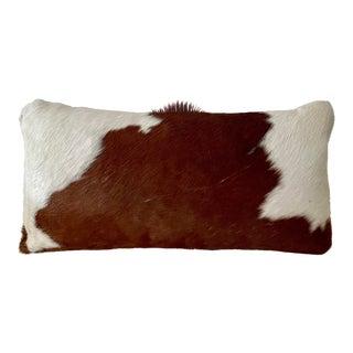 Multicolor Cowhide Pillow