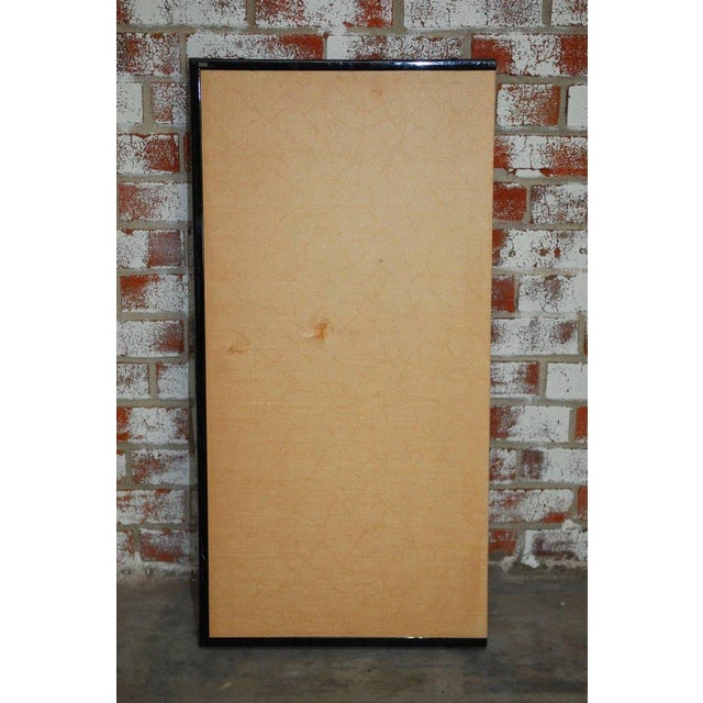 Japanese Four-Panel Byobu Screen Autumn Geese For Sale - Image 11 of 11