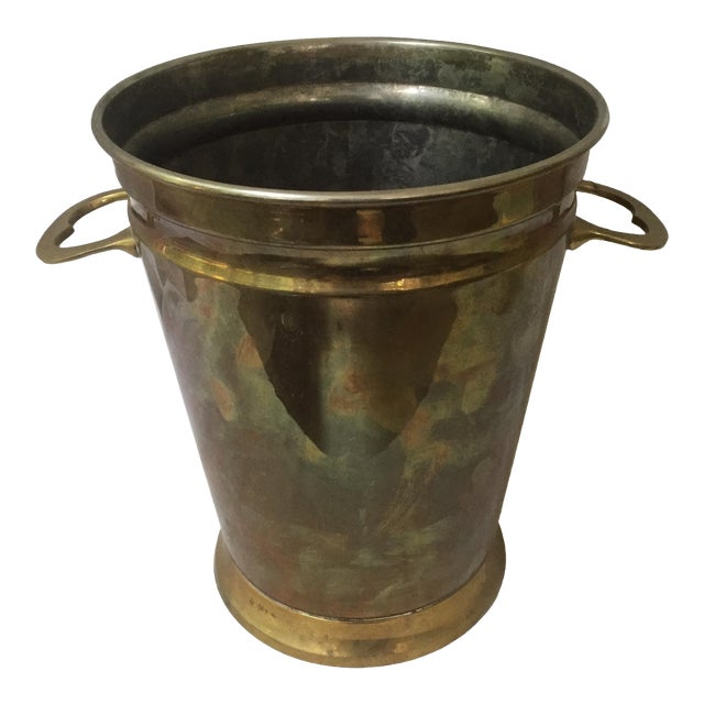 Brass Handled Champagne Bucket - Image 1 of 6