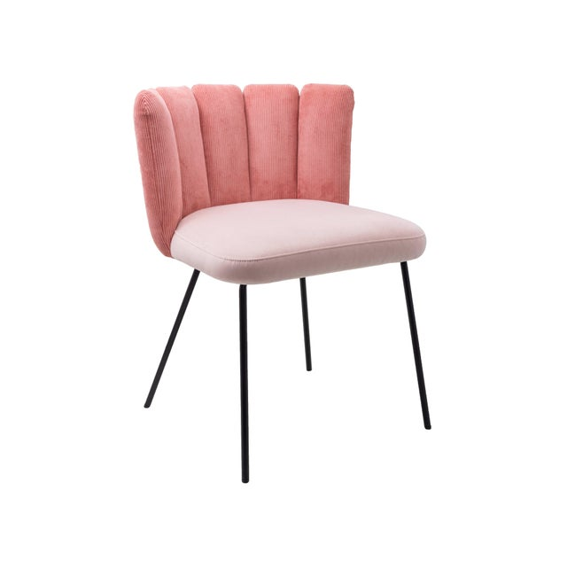 Monica Armani Pink Gaia Chair by Monica Armani, Italy For Sale - Image 4 of 6