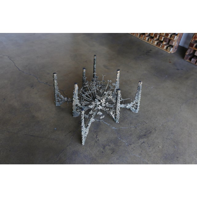 Sculptural Coffee Table by Daniel Gluck For Sale - Image 9 of 10