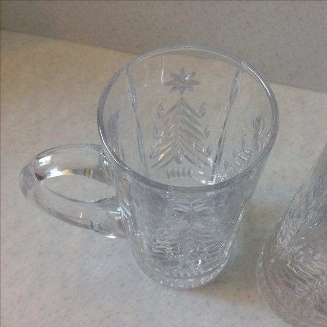 Mikasa Christmas Tree Beer Steins - Pair - Image 5 of 9