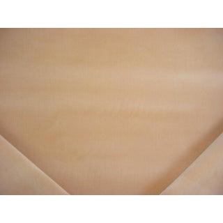 Ralph Lauren Moleskin Sisal Sand Velvet Upholstery Fabric - 2 Yards For Sale