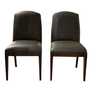 Modern Truro Side Chairs- a Pair For Sale