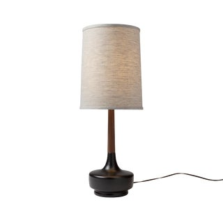 "Mid-Century Inspired ""Brooke - P-Town"" Table Lamp For Sale"