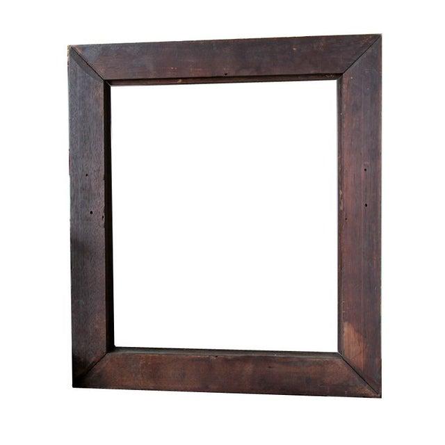 19th Century American Walnut Frame - Image 4 of 7