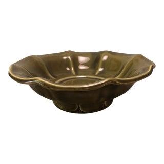 Mid-Century McCoy Decorative Bowl