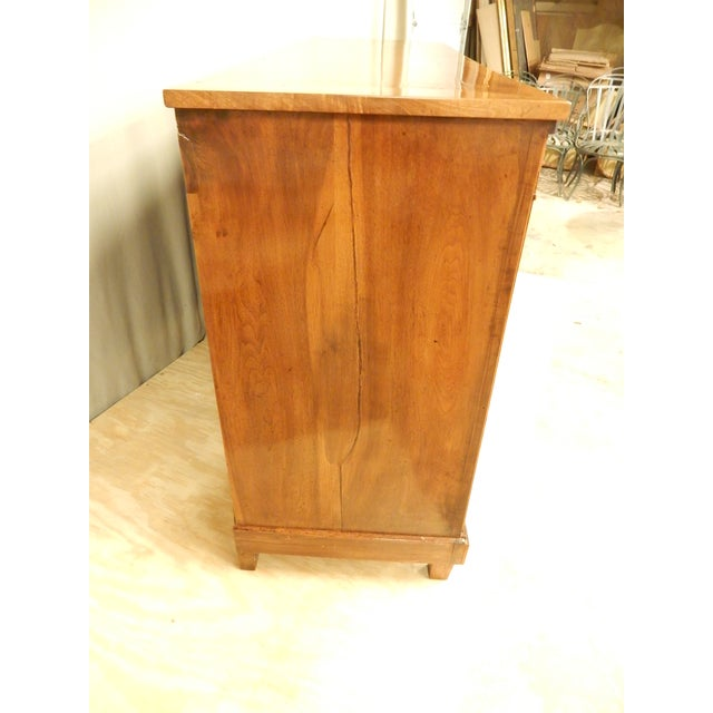 Traditional Early 19th C. Directoire' Walnut Enfilade For Sale - Image 3 of 10