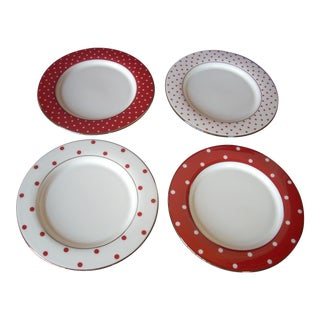 Kate Spade for Lenox Plates - Set of 4