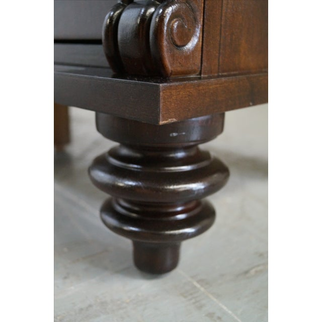 Stanley Classical Style Mahogany Sideboard For Sale - Image 7 of 10