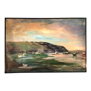 C. 1960 Theodore Tihansky painting For Sale