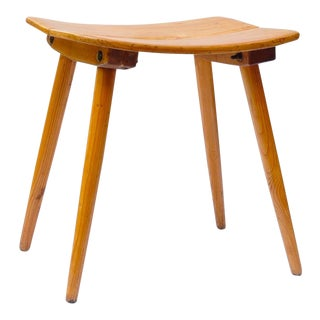 1950s Jacob Muller Stool for Wohnhilfe For Sale