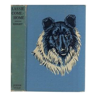 "1940 ""Lassie Come-Home"" Collectible Book For Sale"