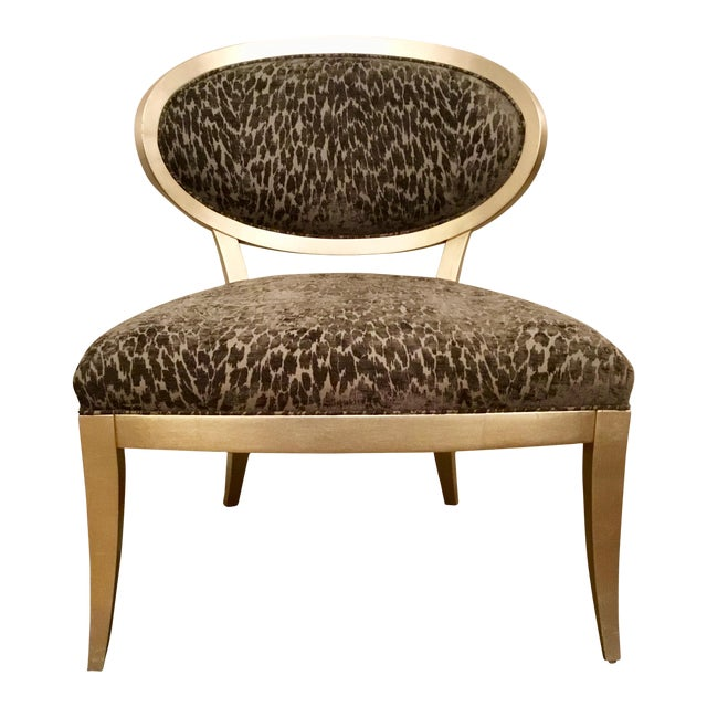 Currey & Co. Bacall Chair For Sale