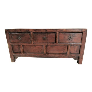 21st Century Asian Trunk With Drawers For Sale
