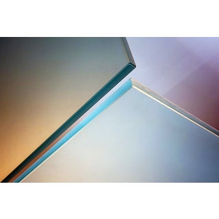 """""""Perpendicular"""" Contemporary Minimalist Archival Pigment Print on Fine Art Matte Paper by Reed Hearne For Sale"""