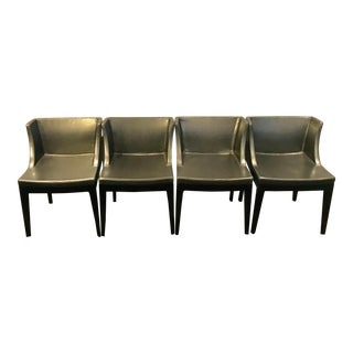 Kartell Mademoiselle 4892 Philippe Stark Chairs - Set of 4 For Sale