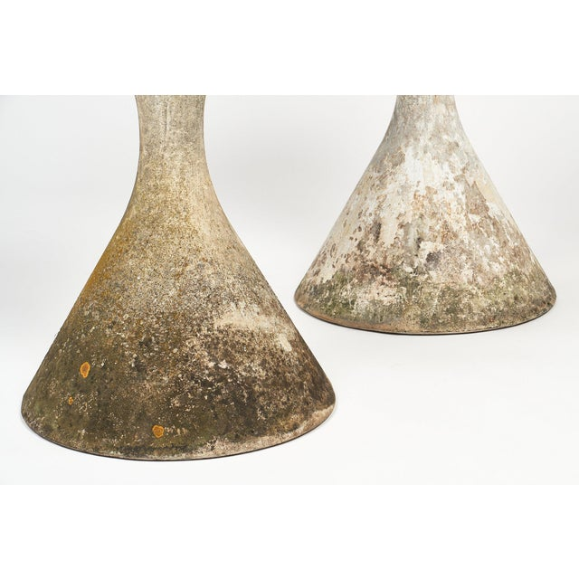 1950s Mid-Century Jardinieres by Willy Guhl - a Pair For Sale - Image 9 of 10