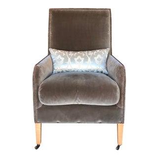 John Saladino Trunk Chair For Sale
