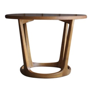 Lane Rhythm Adrian Pearsall-Style Walnut Table