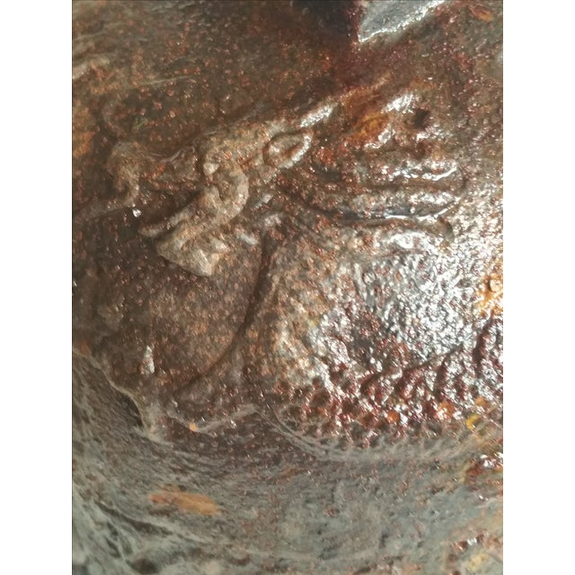 Antique Cast Iron Bell - Image 4 of 6