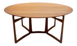 Image of Danish Modern Drop-Leaf and Pembroke Tables