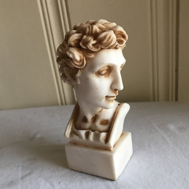 Bust of David - Image 7 of 9