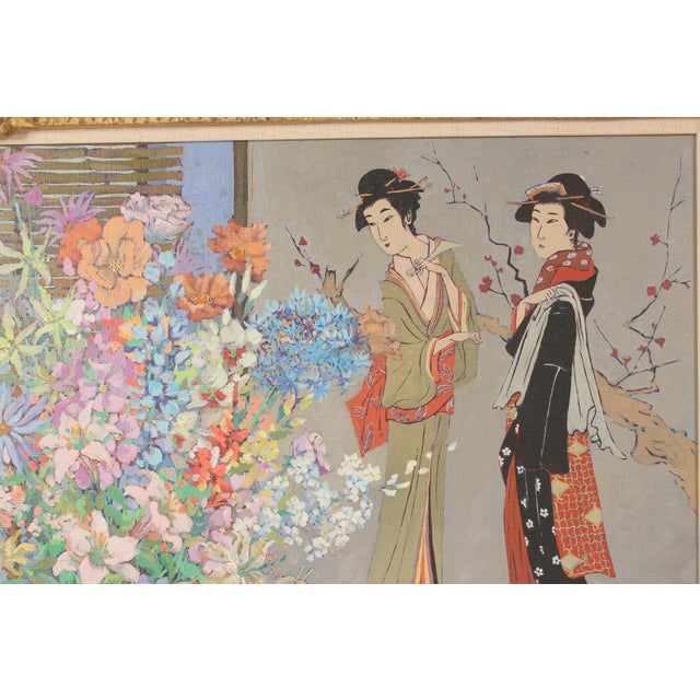 Chinoiserie Still Life by John Powell For Sale In Los Angeles - Image 6 of 13