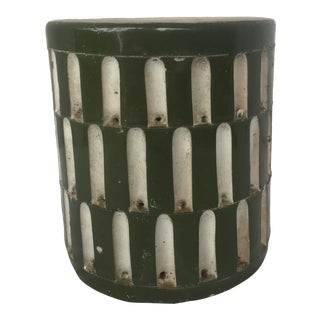 Early Martha & Beaumont Mood Light Fixture For Sale