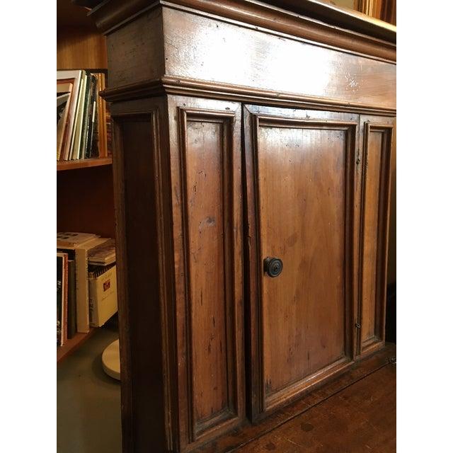Renaissance Revival 1900s Renaissance Revival Oak Prie Dieu Watson & Boaler Nighstand For Sale - Image 3 of 11
