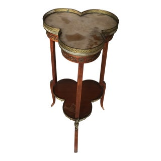 19th Century Louis XVI Accent Table For Sale