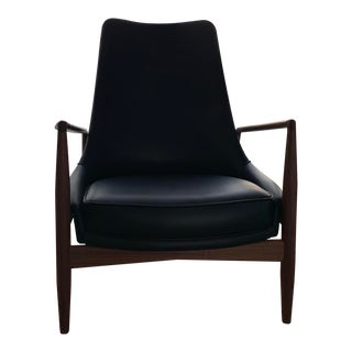 Seal High Back Chair by Ib Kofod-Larsen For Sale