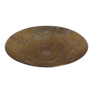 1960s Vintage Dorothy Thorpe Monumental Bowl For Sale