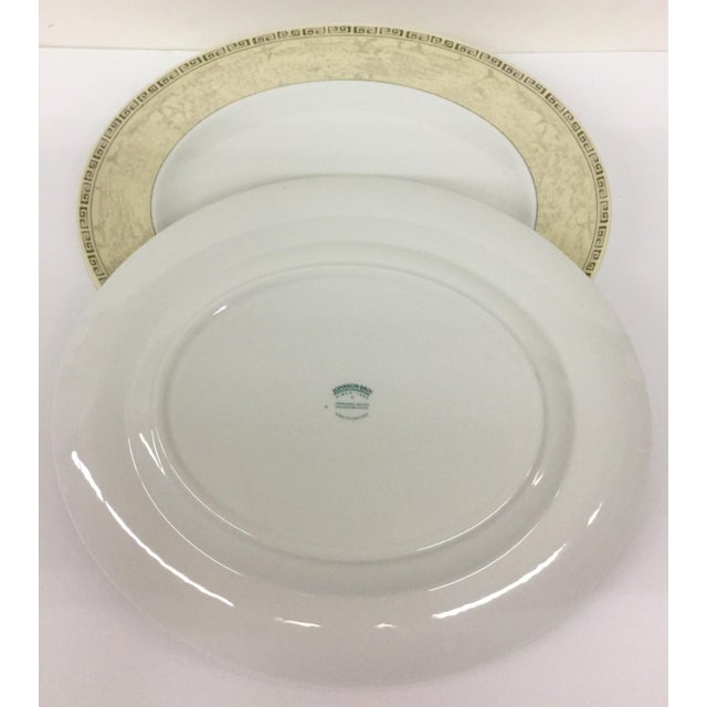 White Johnson Bros England Tableware - Set of 5 For Sale - Image 8 of 11