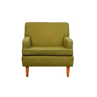 Mid Century Modern Green Armchair Preview