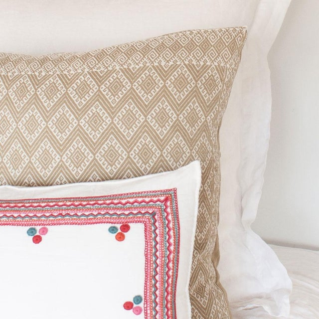 Chiapas Embroidered Pillow - Image 3 of 4