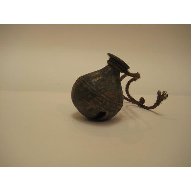 Boho Chic Brass Bell - Image 2 of 5