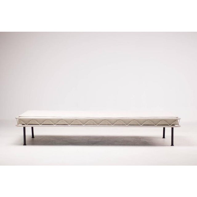 """White Wim Rietveld """"Arielle"""" Daybed For Sale - Image 8 of 8"""