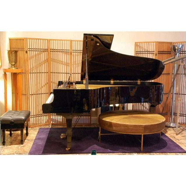 Mid-Century Modern Impeccable Yamaha C7 Concert Grand Piano For Sale - Image 3 of 10