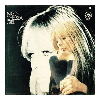Nico Chelsea Girl Vinyl Record Art