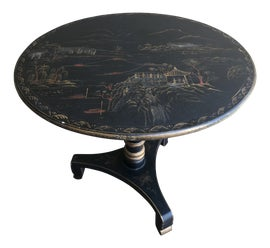 Image of Round Card Tables