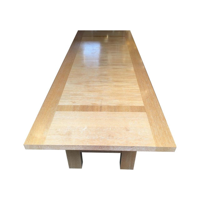 Christian Liaigre Holly Hunt Abyss Dining Table - Image 5 of 9