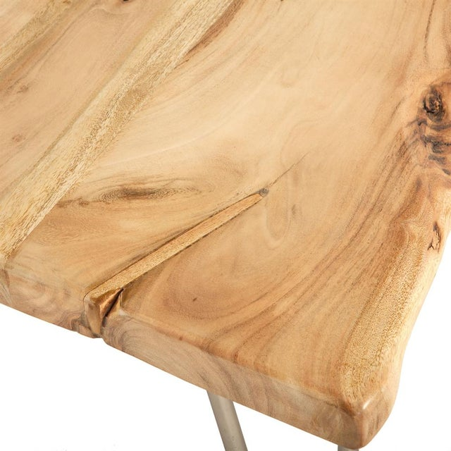 Grandby Acacia Live Edge Coffee Table - Image 5 of 5